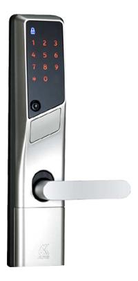 ALPHA社 「edロックPLUS」 暗証番号&ICカード式(電池式)主錠